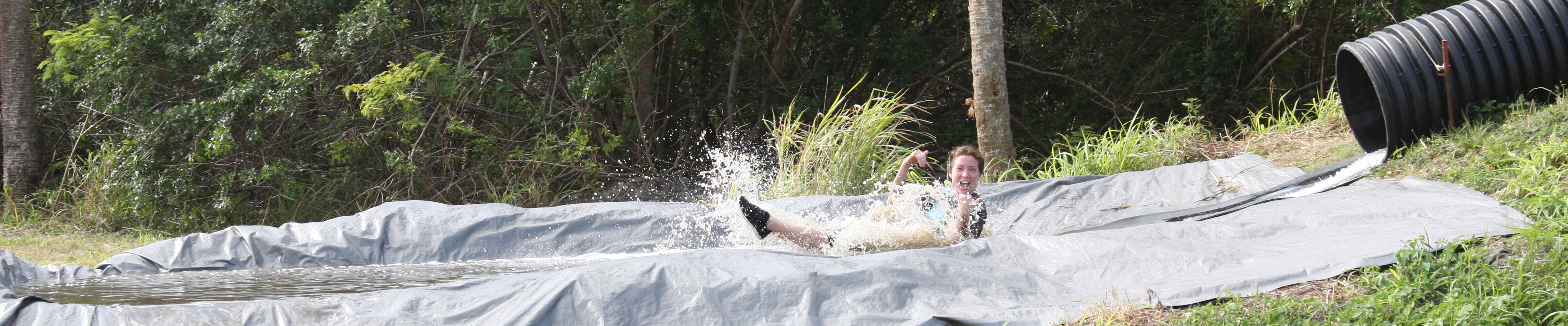 Teen Missions Mud Run